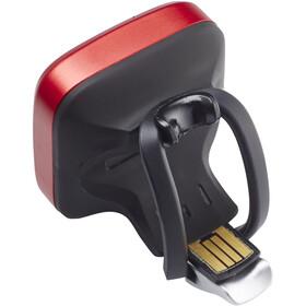 Knog Blinder MOB Éclairage arrière LED rouge, red